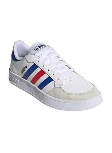 adidas Breaknet Erkek Tenis Ayakkabı Fz1837 Beyaz